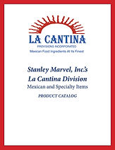 Download La Cantina Mexican and Specialty Items Product Catalog