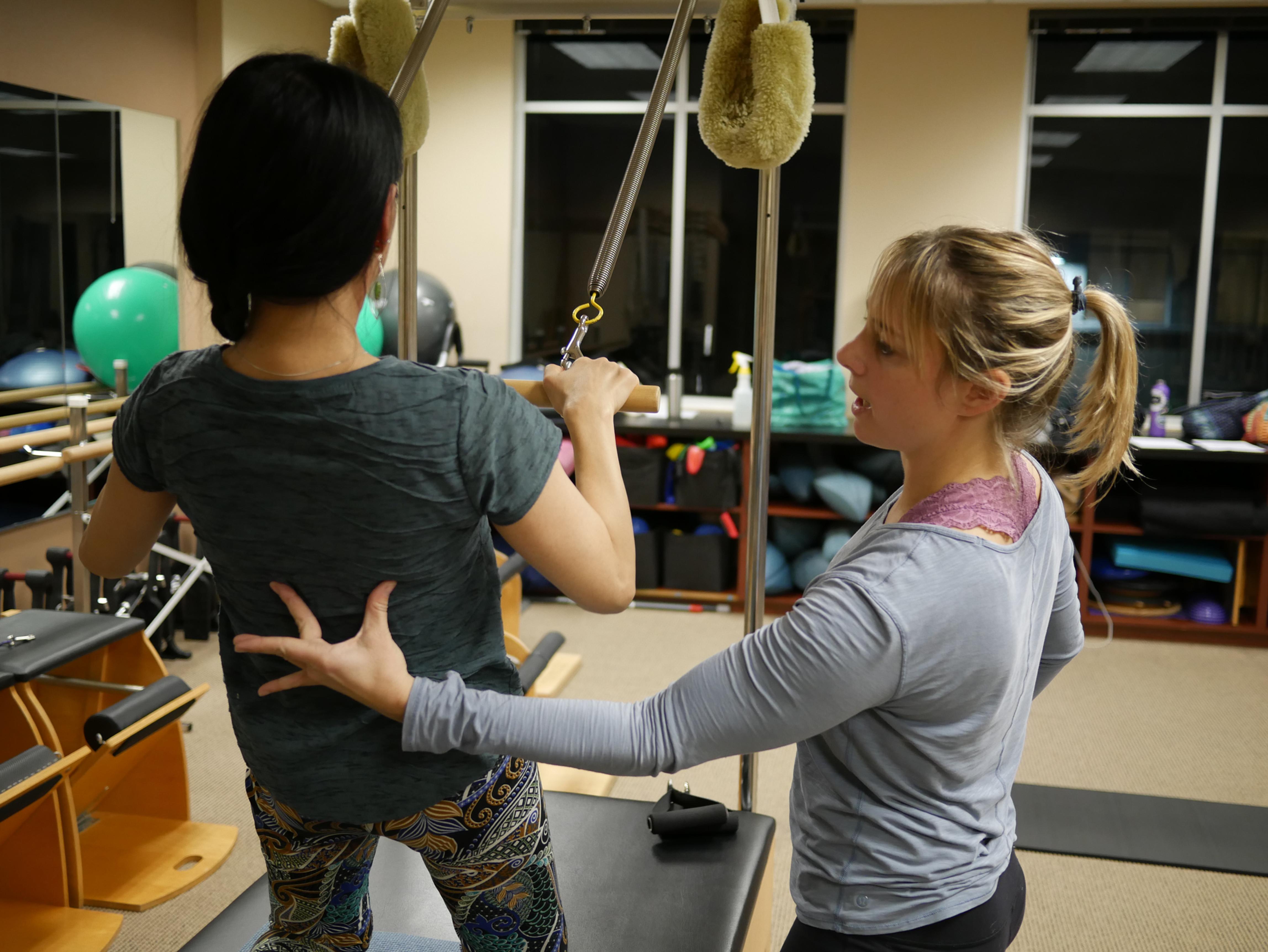 Clinical Pilates Rehab
