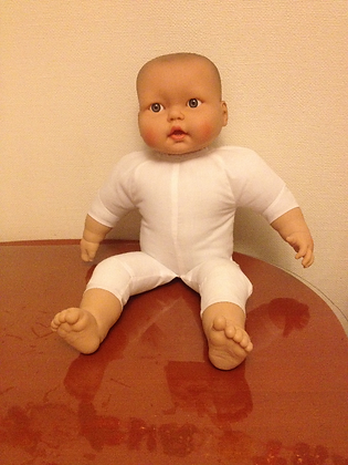 Baby Massage Demo Doll (DDZF0102)