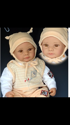 High Quality Dressed Baby Demostration Doll
