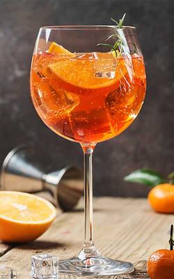 Aperol-Spritz-Cocktail