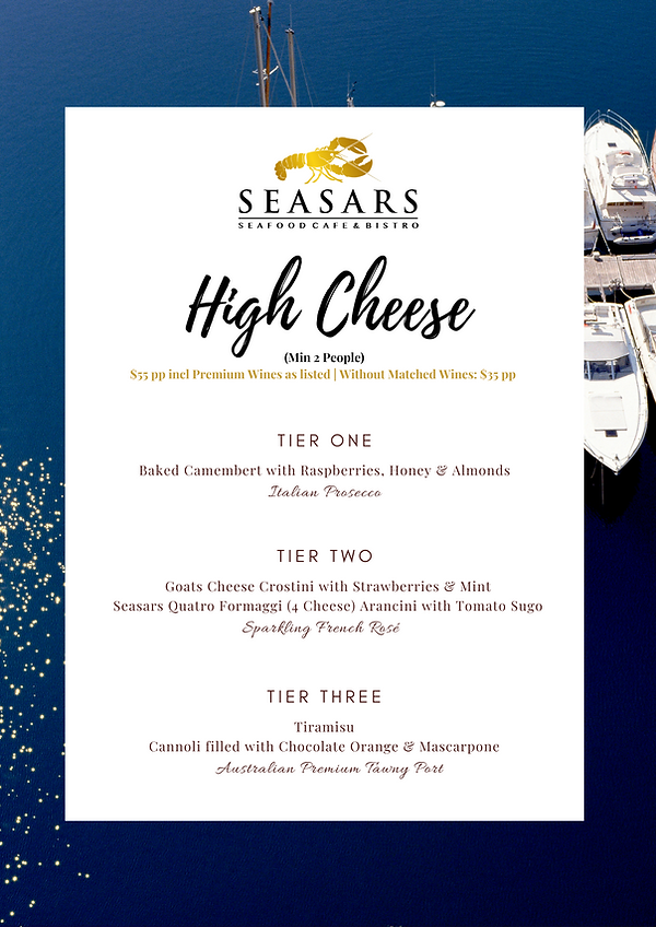 Seasars High Cheese Experience.png
