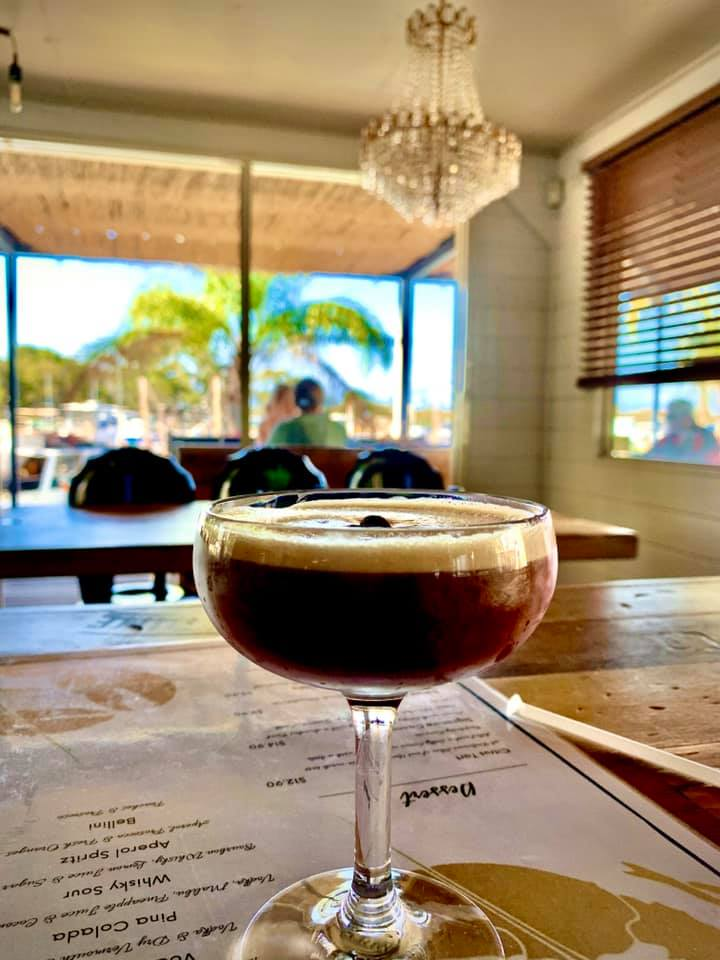 Seasars Coffee Martini