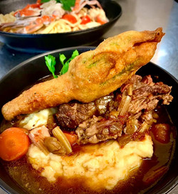 Seasars Slow Cooked Beef Cheek Ragu