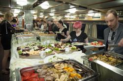 CSA buffet