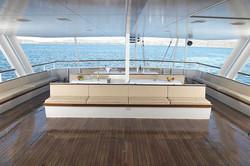 CSA lower deck