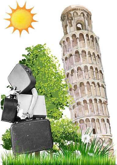 woman luggage pisa italy tall.png