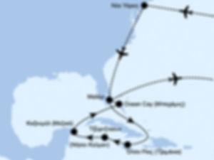 500x375 honeymoon NY + MIAMI + Caribbean