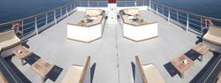 CSA sun deck