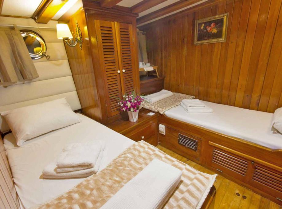 MS3 cabin