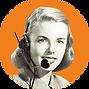 telephone woman orange.png