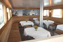 CSA middle deck lounge