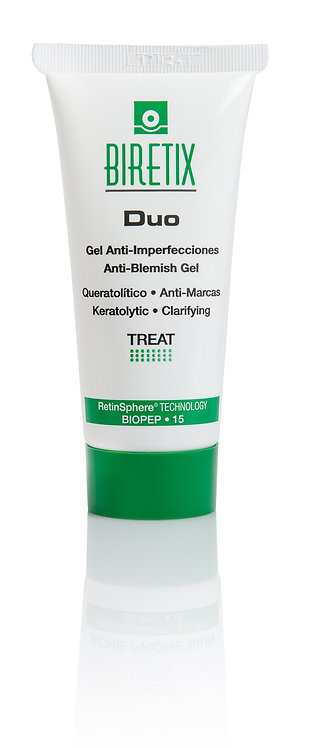 BIRETIX DUO GEL EXFOLIANTE TUBO X 30 ML