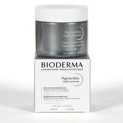 BIODERMA PIGMENTBIO NIGHT RENEWER - 50ml
