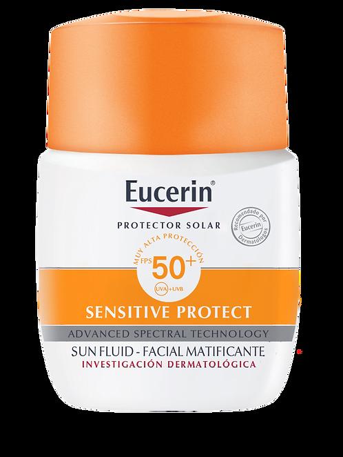 EUCERIN- PROTECTOR SOLAR FLUIDO MATIFICANTE - SPF50  - 50 ml
