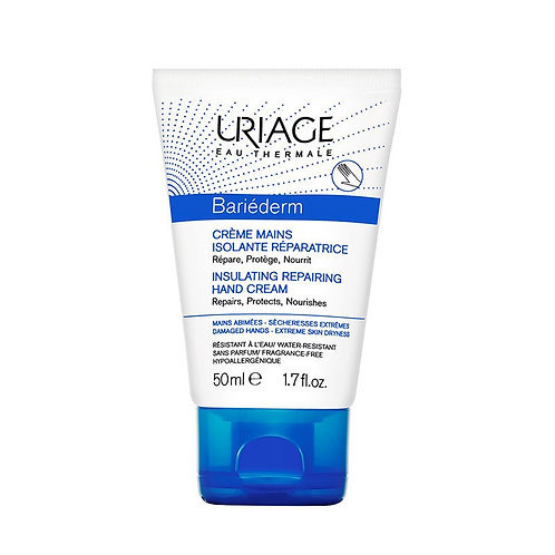 URIAGE -  BARIEDERM CREMA DE MANOS - 50 ML