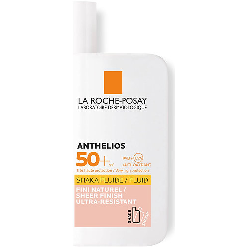 LA ROCHE ANTHELIOS SHAKA FLUID SPF 50 + CON COLOR  50ml