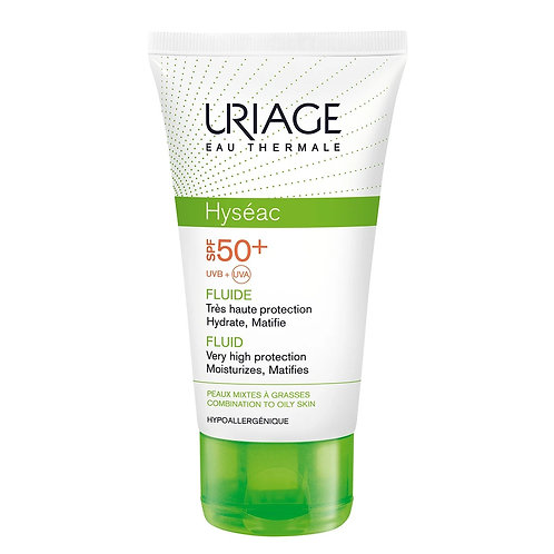 URIAGE - HYSEAC SPF50+ EMULSION - 50 ML