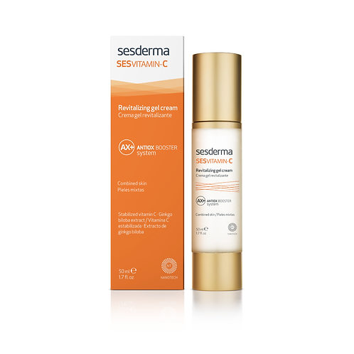 SESVITAMIN C CREMA GEL REVITALIZANTE 50ml