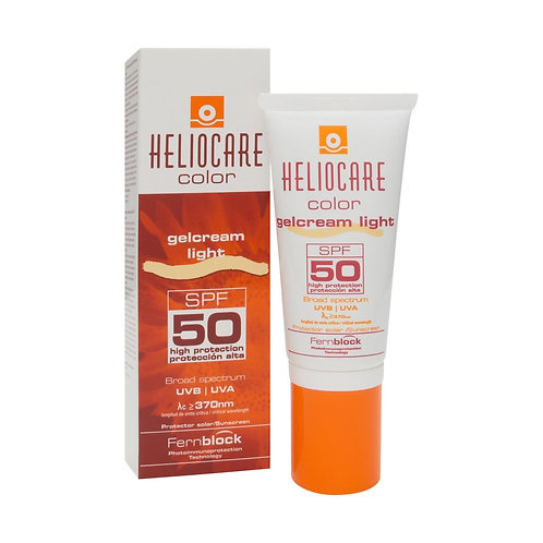 HELIOCARE GEL CREMA COLOR LIGHT SPF 50+ - 50ML