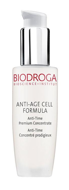 BIODROGA ANTI AGE CELL SERUM  ANTI-TIME PREMIUM CONCENTRATE CON CELULA MADR-30ML