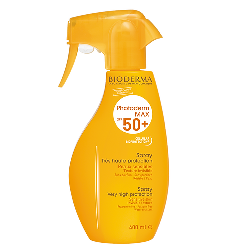 PHOTODERM MAX SPRAY SPF 50+ - 400ML Y 200ML