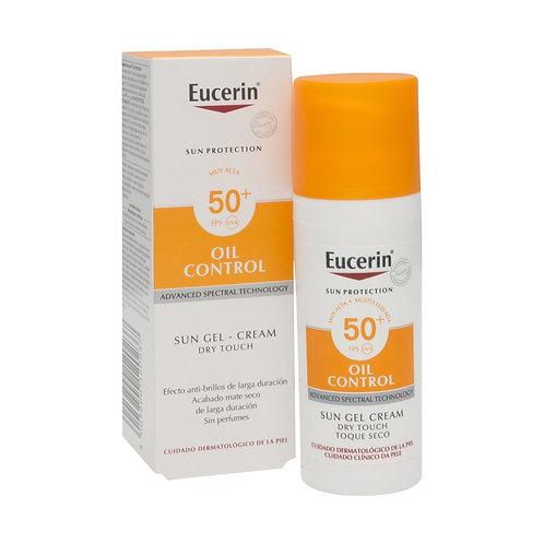 EUCERIN - PROTECTOR SOLAR SPF50+ - OIL CONTROL TOQUE SECO - 50ml