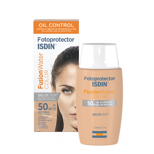 FOTOPROTECTOR ISDIN FUSION WATER COLOR SPF 50+