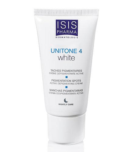 ISISPHARMA - UNITONE 4 WHITE - CREMA DESPIGMENTANTE - 30 ML