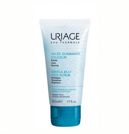 URIAGE - EXFOLIANTE FACIAL GEL PIEL SENSIBLE - 50ML