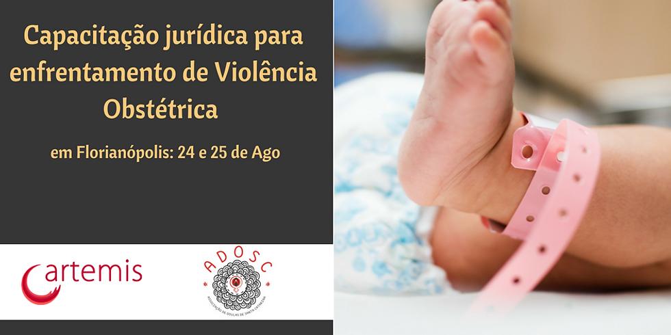 Florianópolis: Capacitação jurídica para enfrentamento de Violência Obstétrica (1)