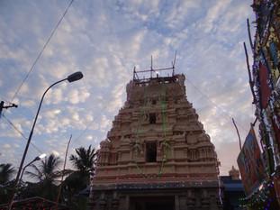 Sarvanga Sundari samedha Sarguneswara Swamy Temple Kumbabishekam, Karuvili