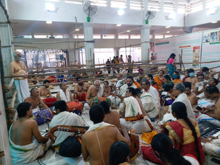 3rd Varshika Aradhana day for Sri Pudhu Periyava - Part 2