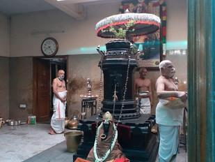 3rd Varshika Aradhana day for Sri Pudhu Periyava - Part 1