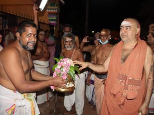 kalavai periyaval aradhanail @ kumbakonam.
