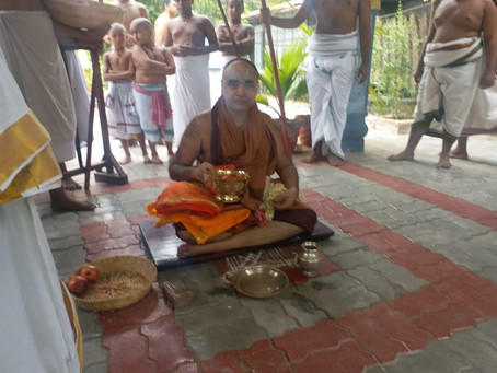 A Special Message From Sri Periyava-Exclusively For Thanjavur Parampara