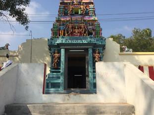 மணிக்குடி பஞ்சவர்ணேஸ்வரர்
