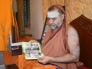 Significance of Tree Plantation as in Sastras & Ancient Indian Treatises-Book Release