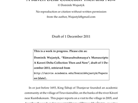 Vedic Scholar Ramasubha Sastrigal- Part 2