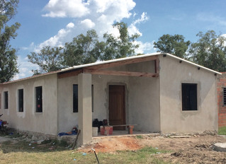 Building a House in Rural Paraguay