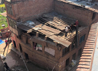 You're building a house in Nepal