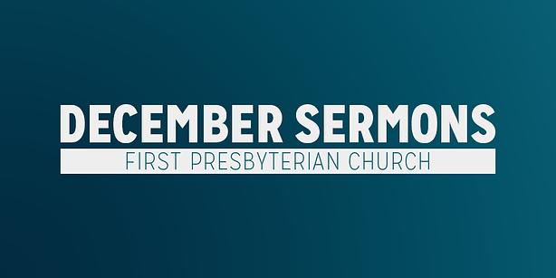 December sermons.png