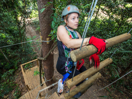 Big Pineapple now home to Australia's highest adventure course