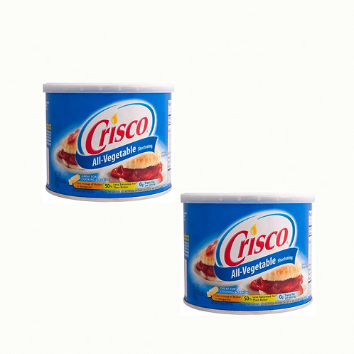 Pack Crisco