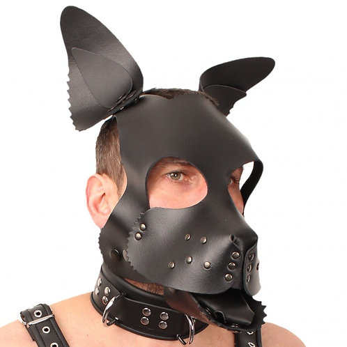 Masque cuir Puppy