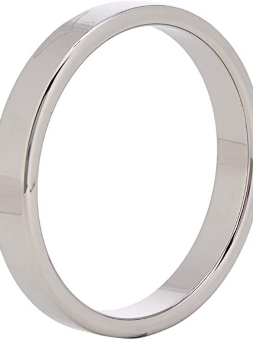 Cockring plat stainless /55