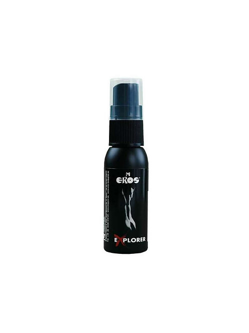 Spray anal relaxant