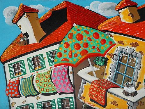 Estate tra i tetti di Cortona
