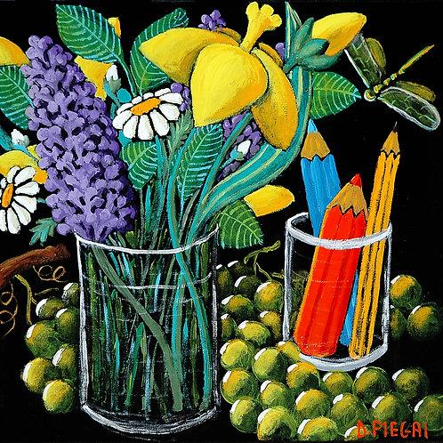 Natura dipinta o natura che dipinge?