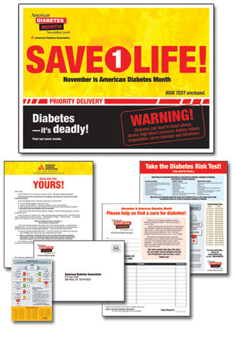 American Diabetes Association Membership Package